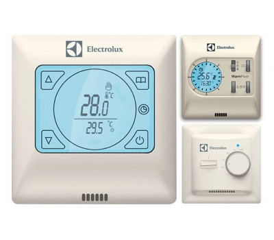 Терморегуляторы electrolux